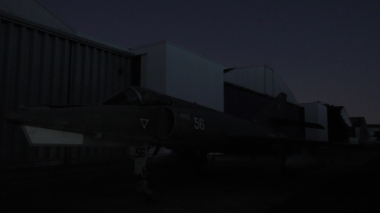 Dassault Étendard IVM, avion marin