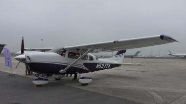 Cessna T206 Turbo Stationair